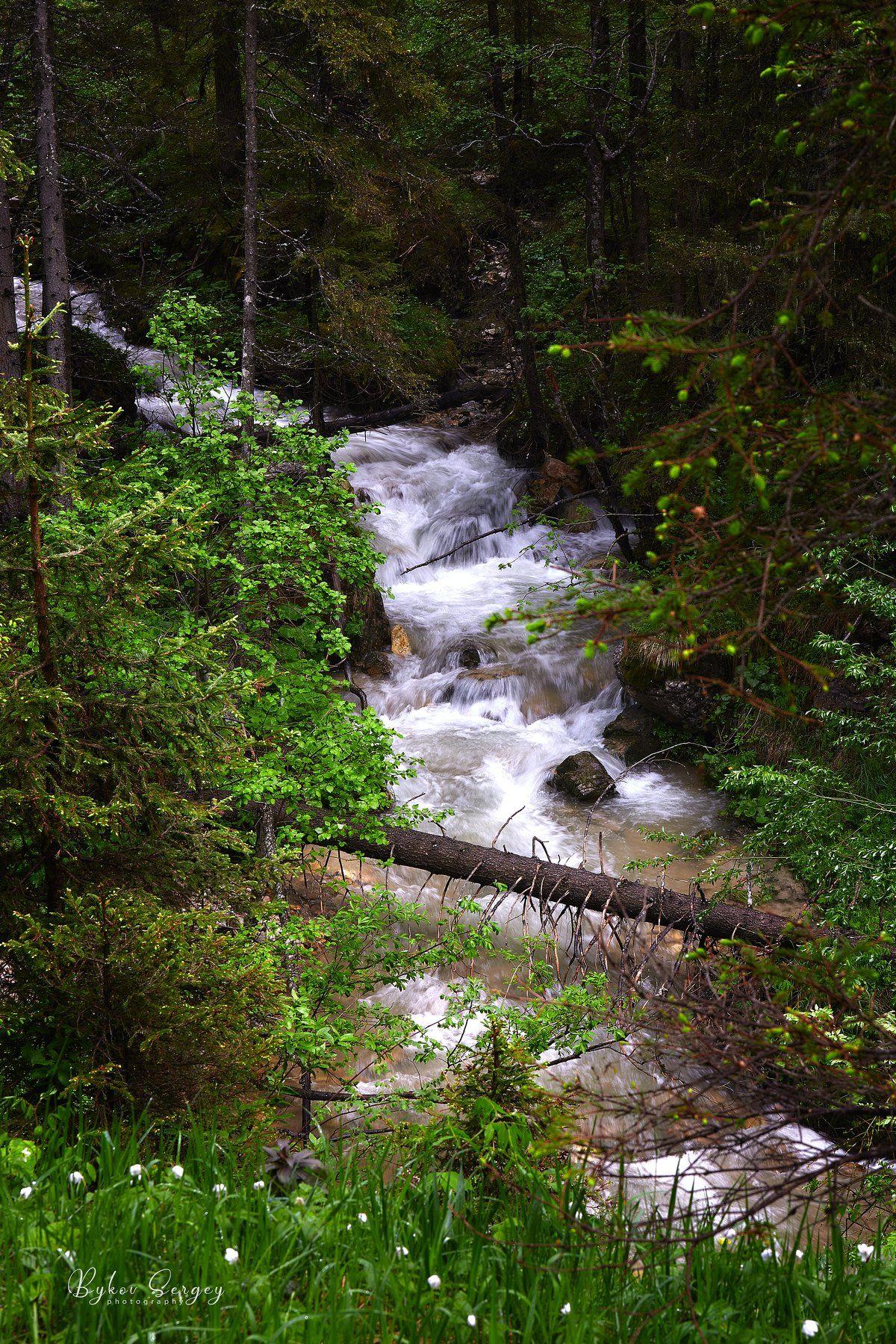 dolomiti, dolomites, photography, mood, blue, silence, rocks, cluouds, alps, wbpa, nature, beautiful, stunning, landscape, wood, Быков Сергей