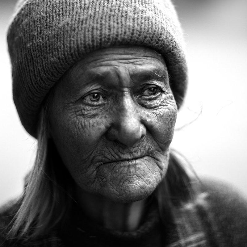 #портрет #юрий_калинин #лица #черно_белое #юрец #уличная_фотография #люди #санкт_петербург, Калинин Юрий