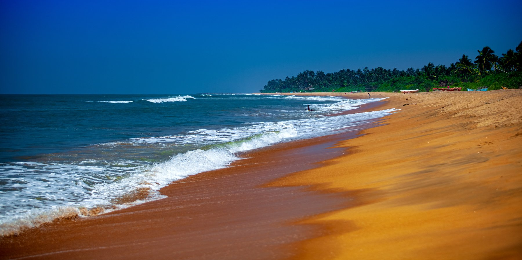 океан, берег, солнце, вода, волна, Игнатьев Александр