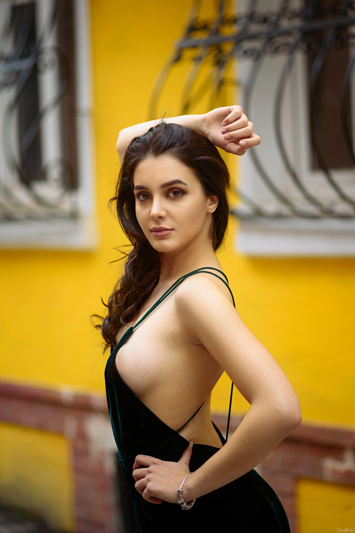 sexy, body, colorful, pretty, face, eyes, portrait, girl, female, nikon, Каан Алтындал