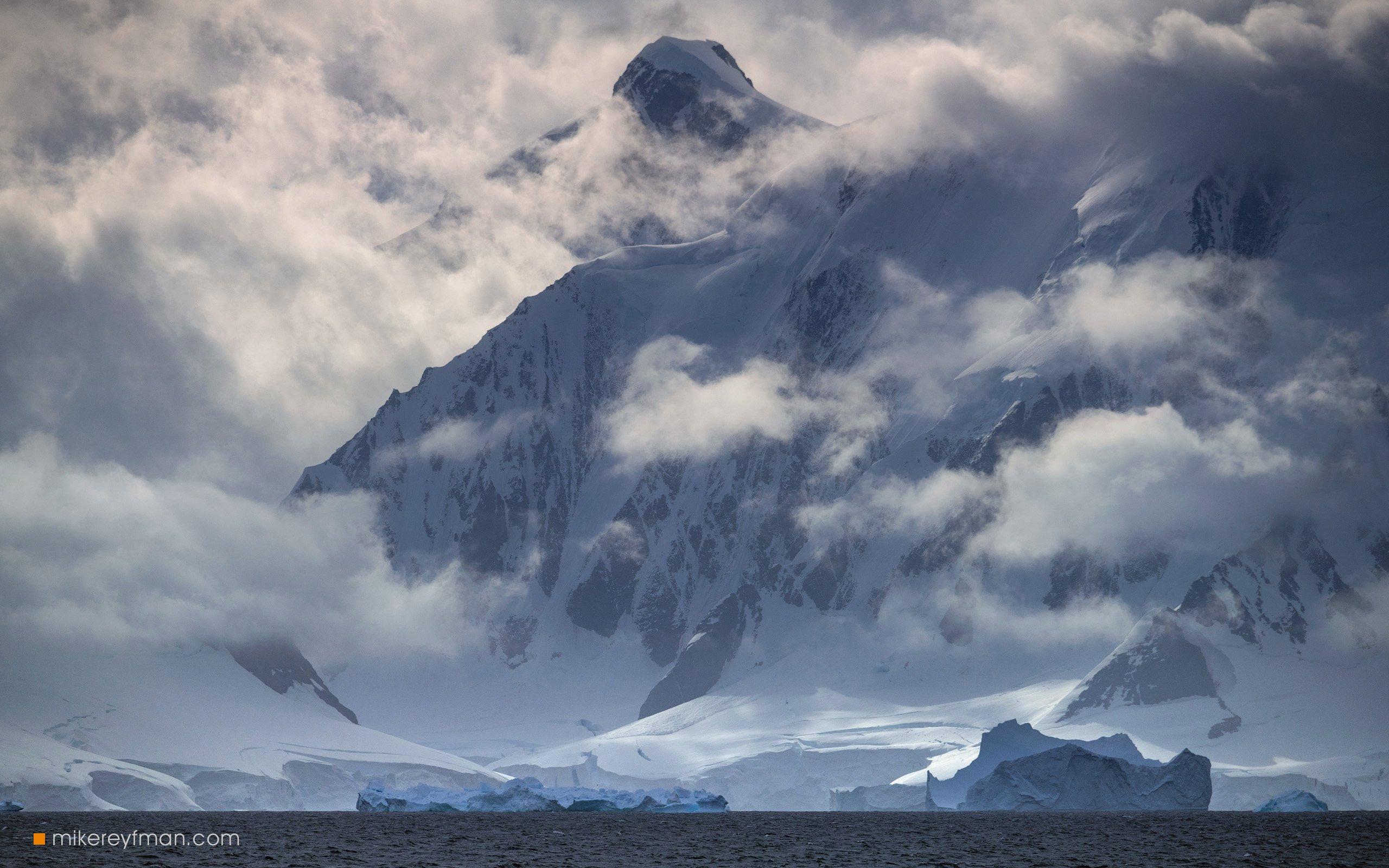 dramatic, polar climate, antarctic, antarctica, cold, romantic, extreme,, Майк Рейфман