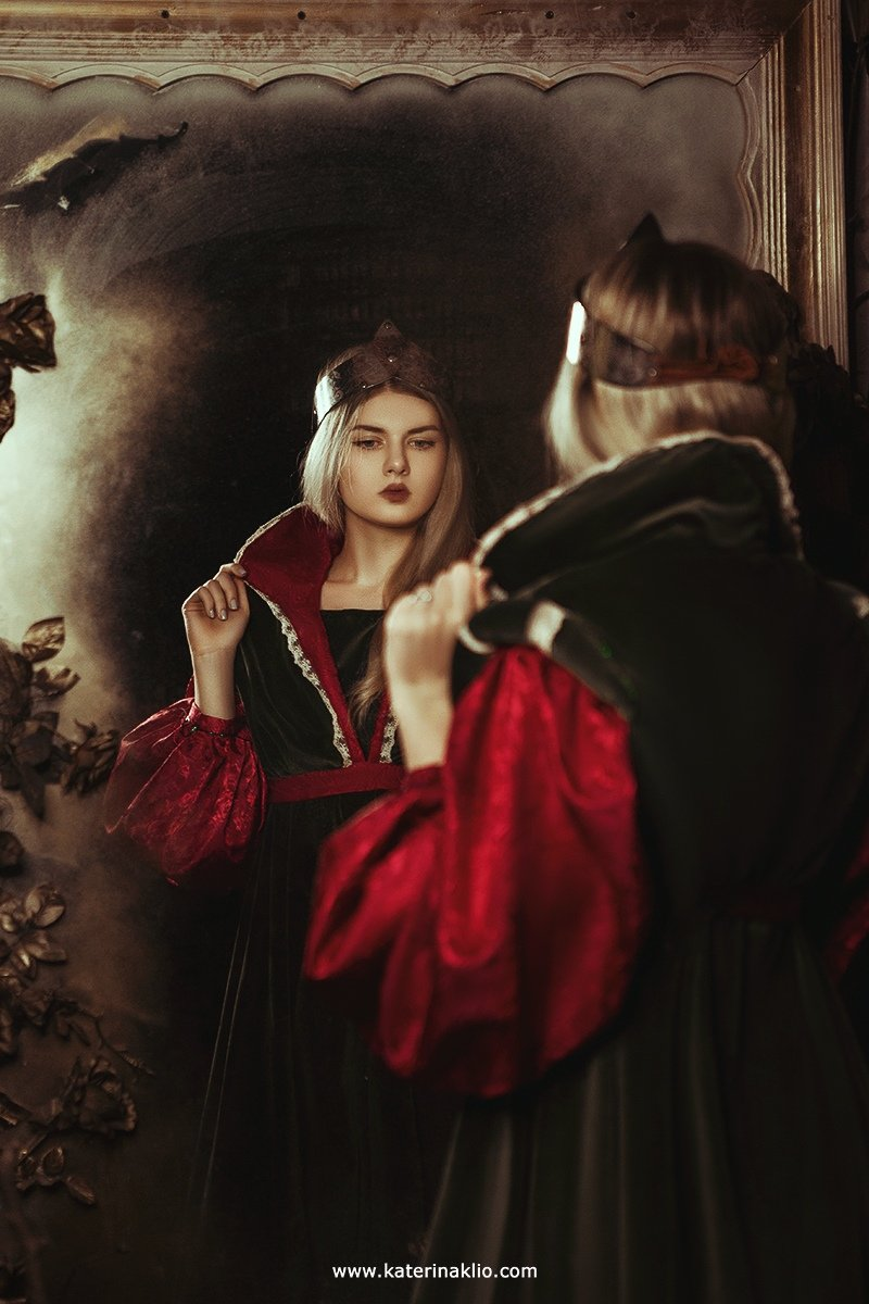 queen, model, fairytale, art, fairy, Клио Катерина