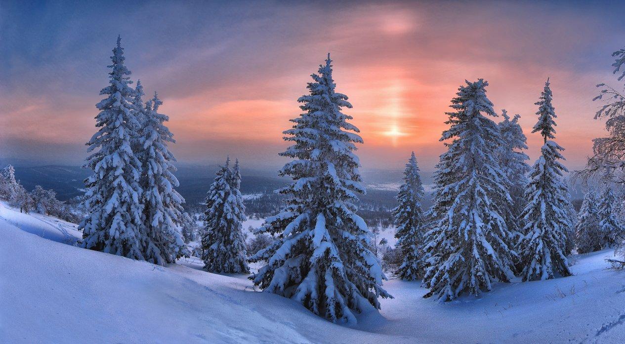 южный, урал, декабрь, Клековкин Алексей