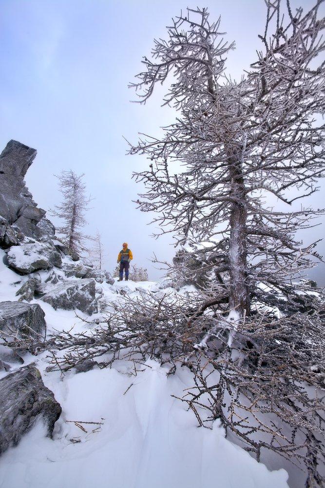 урал, осень, серебрянский камень, фотограф, Макурин Сергей