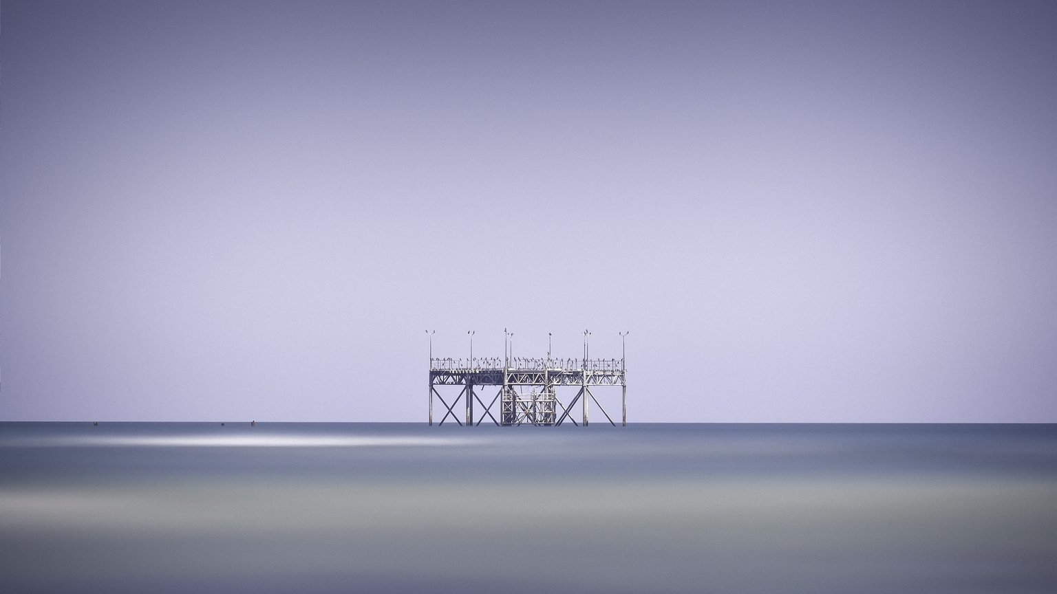 dream,landscape,alexandrucrisan,countryside,far,away,dreamland,sound,lonely,waterscape,storm,blacksea,marine,remains,waterspace,ocean,coast,exposure,le,filter,nd,blue,finart,limitededition,artphotography,shelter,loneliness,alone,longexposure,green,pier,po, Crisan Alexandru