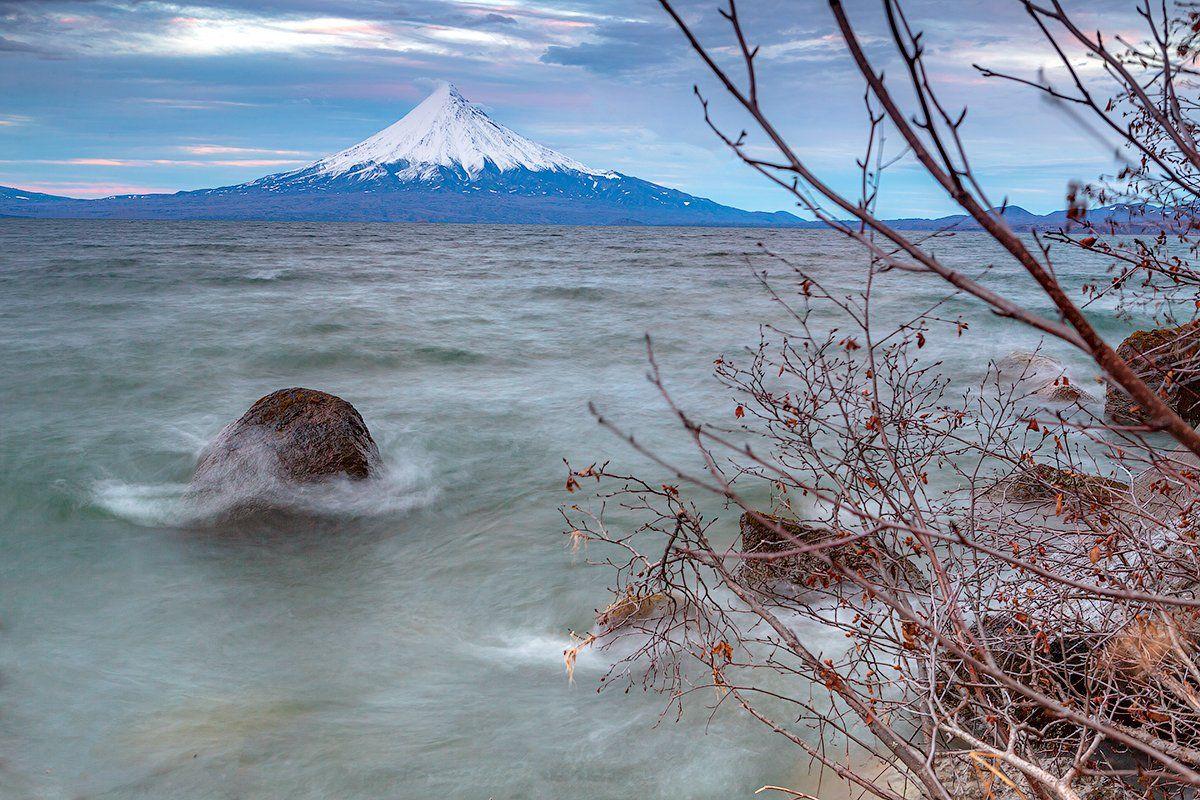 камчатка, вулкан, природа, путешествие, фототур, пейзаж, Денис Будьков