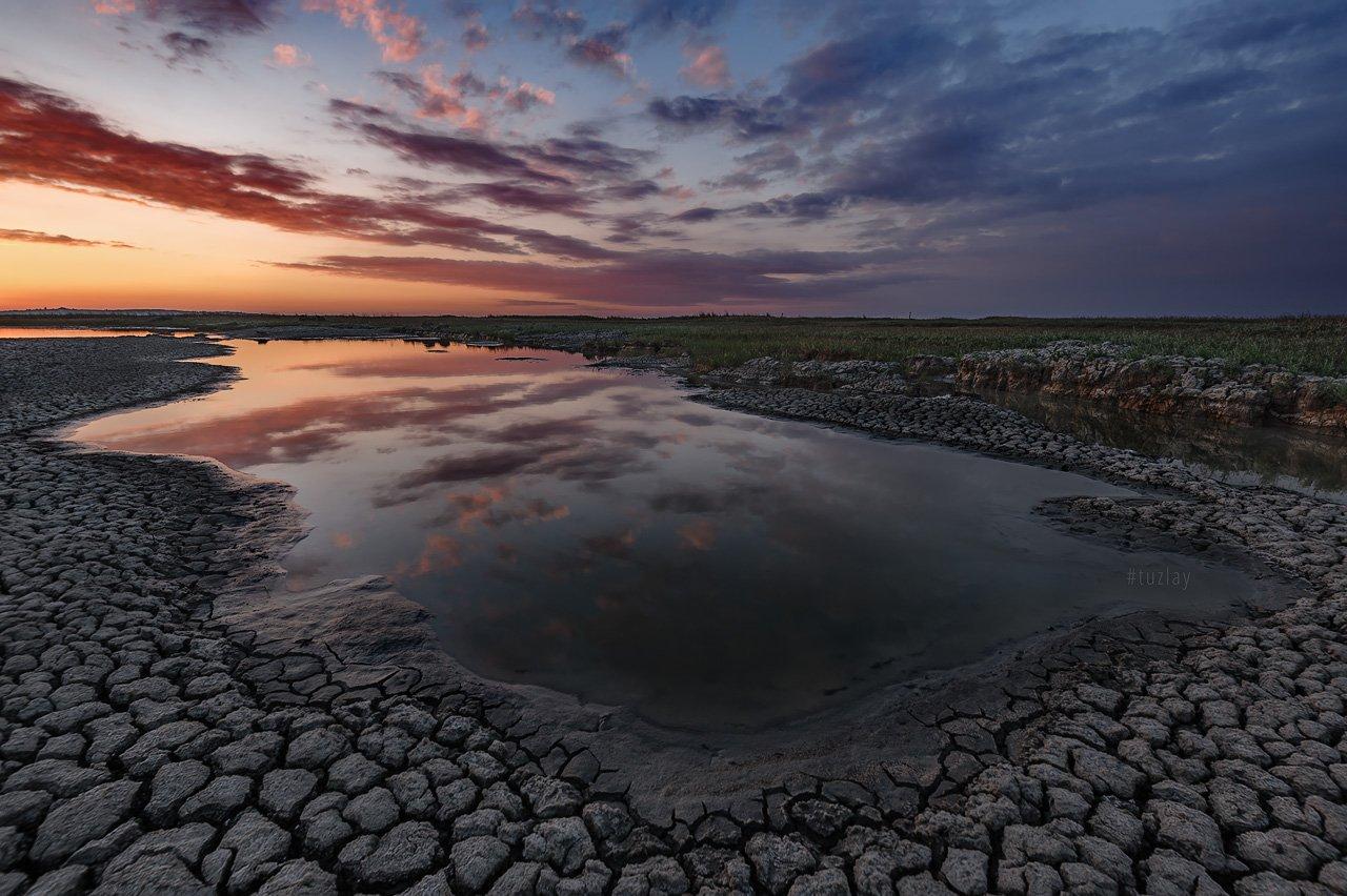 темрюк, грязевой вулкан, Владимир Тузлай