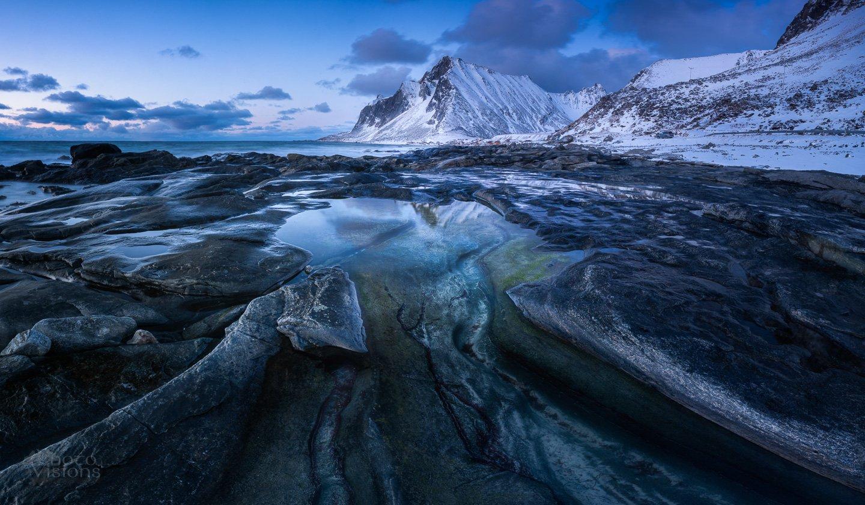 lofoten,norway,vikten,shore,shoreline,seashore,coast,coastal,panoramic,rocks,rocky,, Szatewicz Adrian