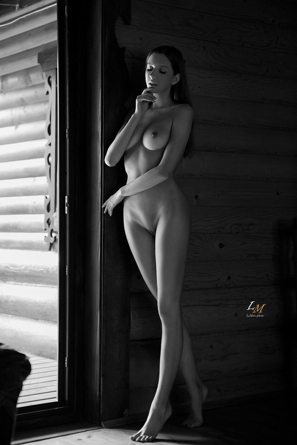 ню, чб, свет, ню фотограф, москва, фотограф, Маркачев Леонид