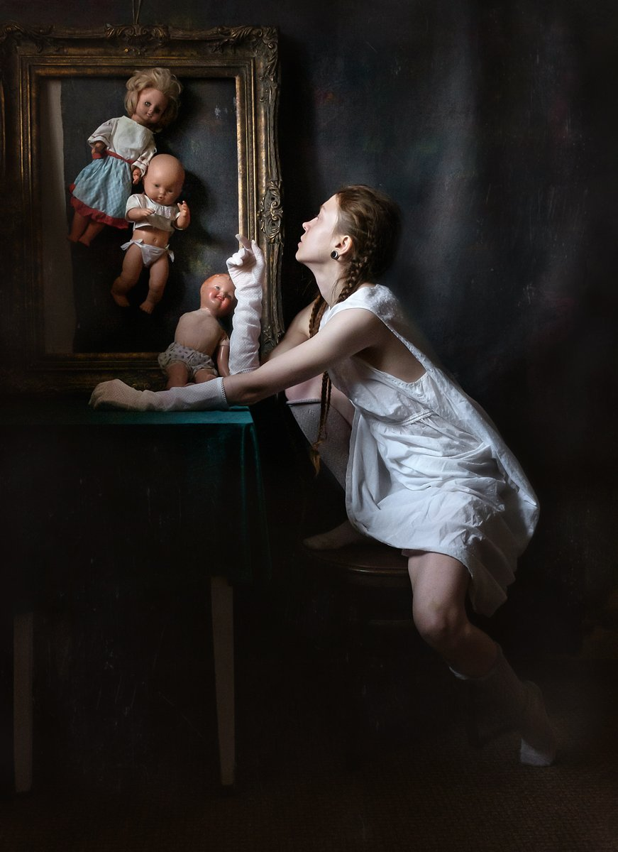 портрет, арт портрет, арт, Корниенко Евгений