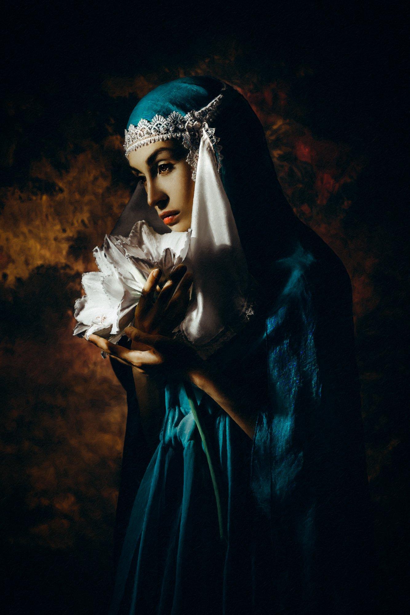 woman, beauty, portrait, art, studio, light, Руслан Болгов (Axe)