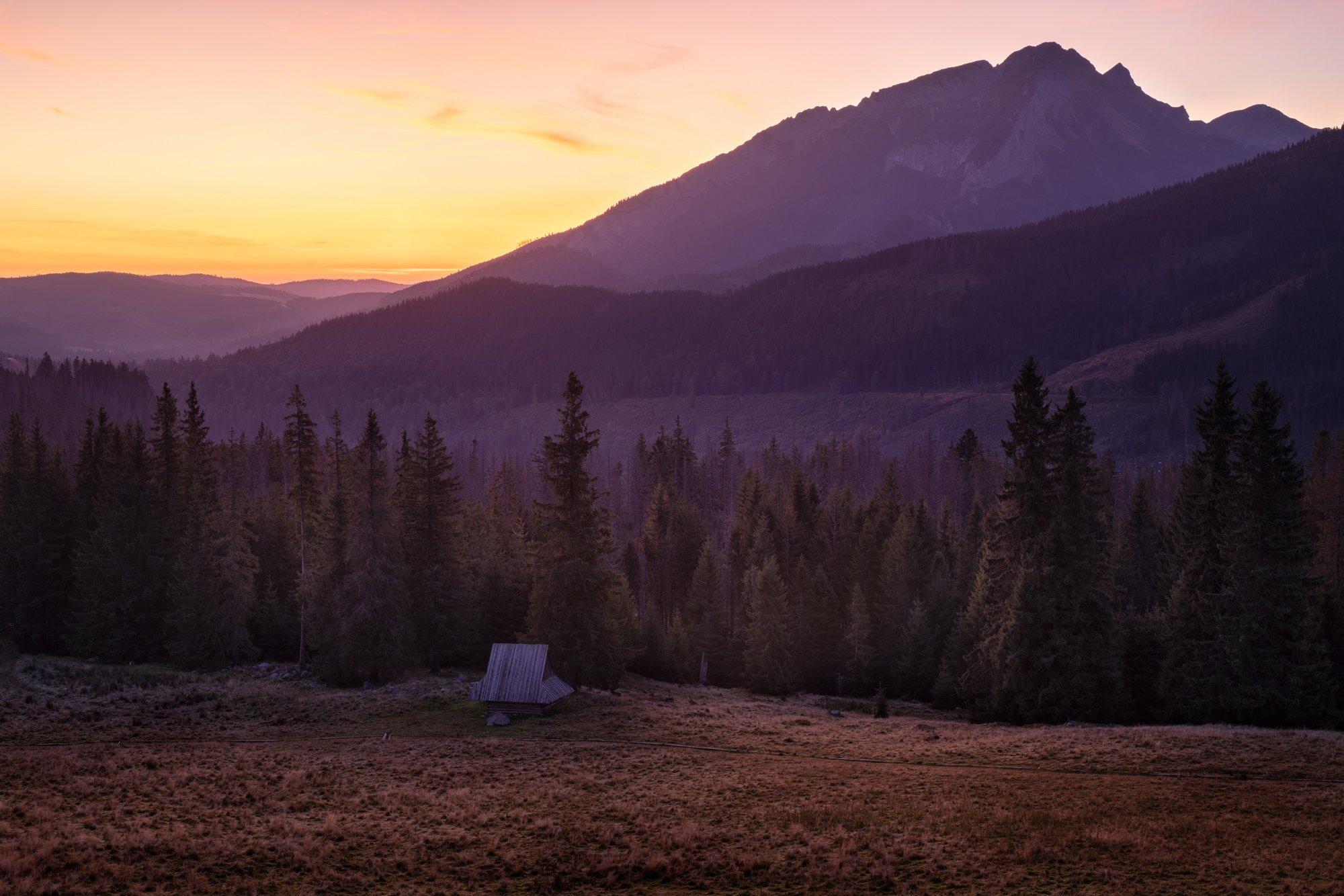 landscape nature nikon scenic, poland, tatry, sunrise, light, sun, colors, Imiełowski Grzegorz