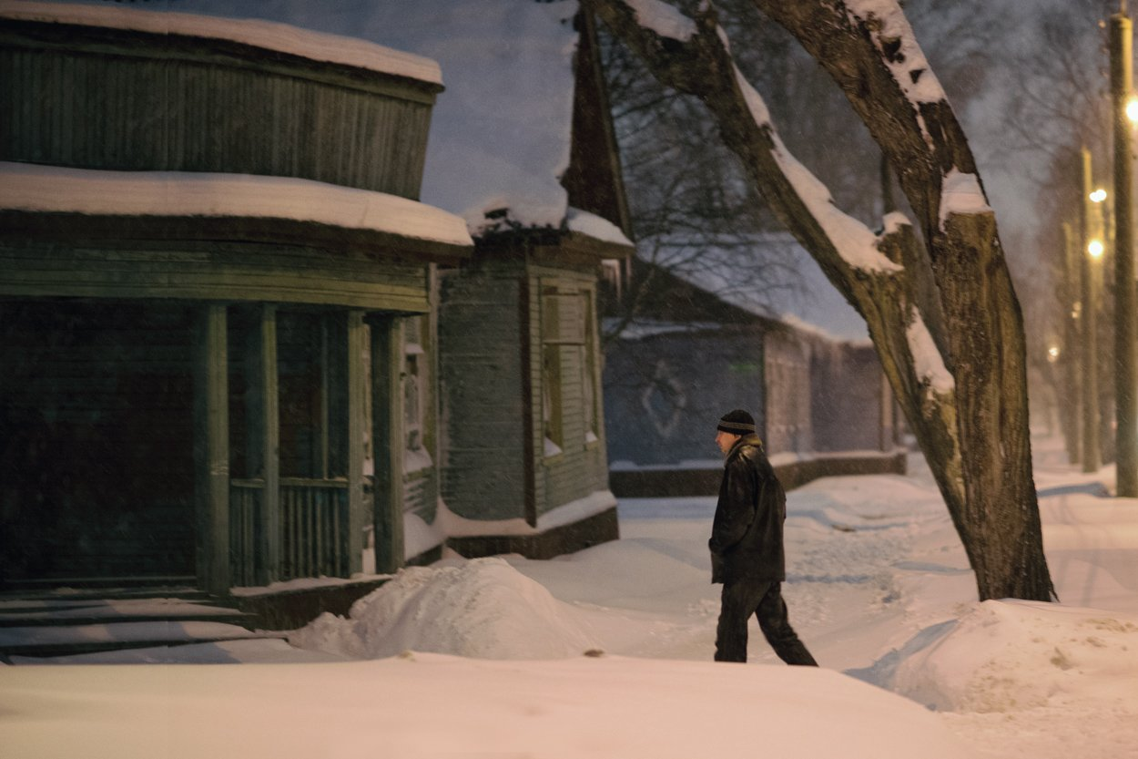 уличная фотография, сюрреализм, ночь,, Александр Малафеевский