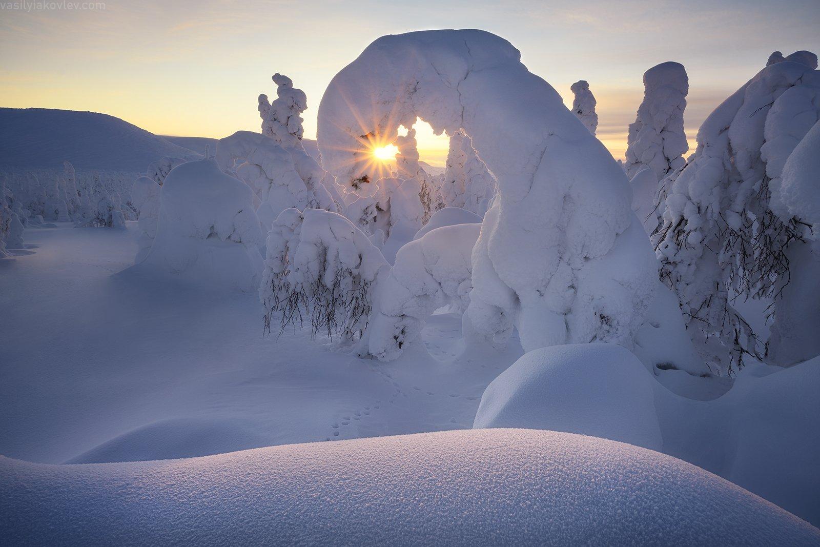 гух, урал, зима, россия, горы, снег, василийяковлев, яковлевфототур, Василий Яковлев
