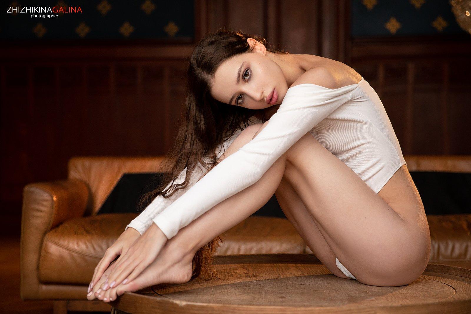 девушка, портрет, прикосновение, красивая, фото, фотограф, лицо, girl, portrait, face, beauty, Галина Жижикина