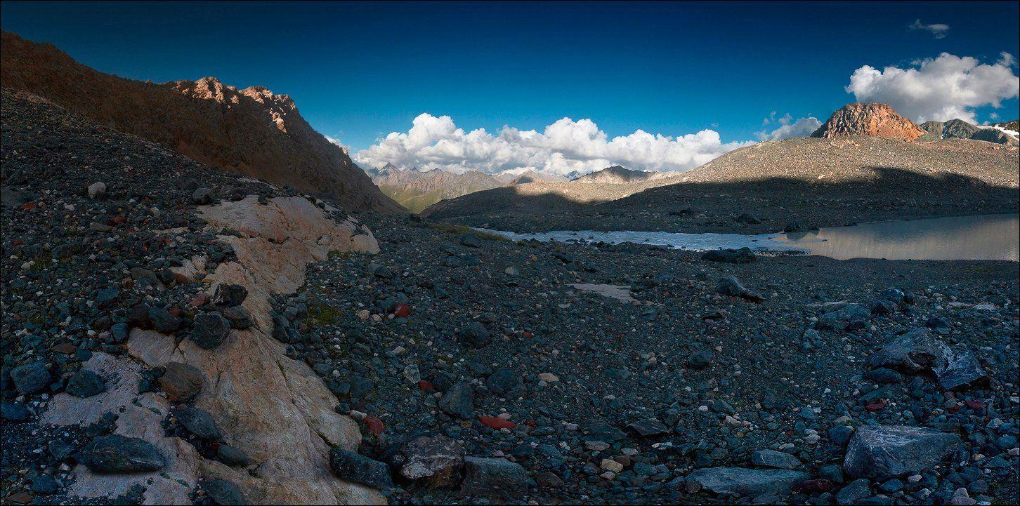 тянь-шань, горы, киргизия, река, Vadim Nikiforov