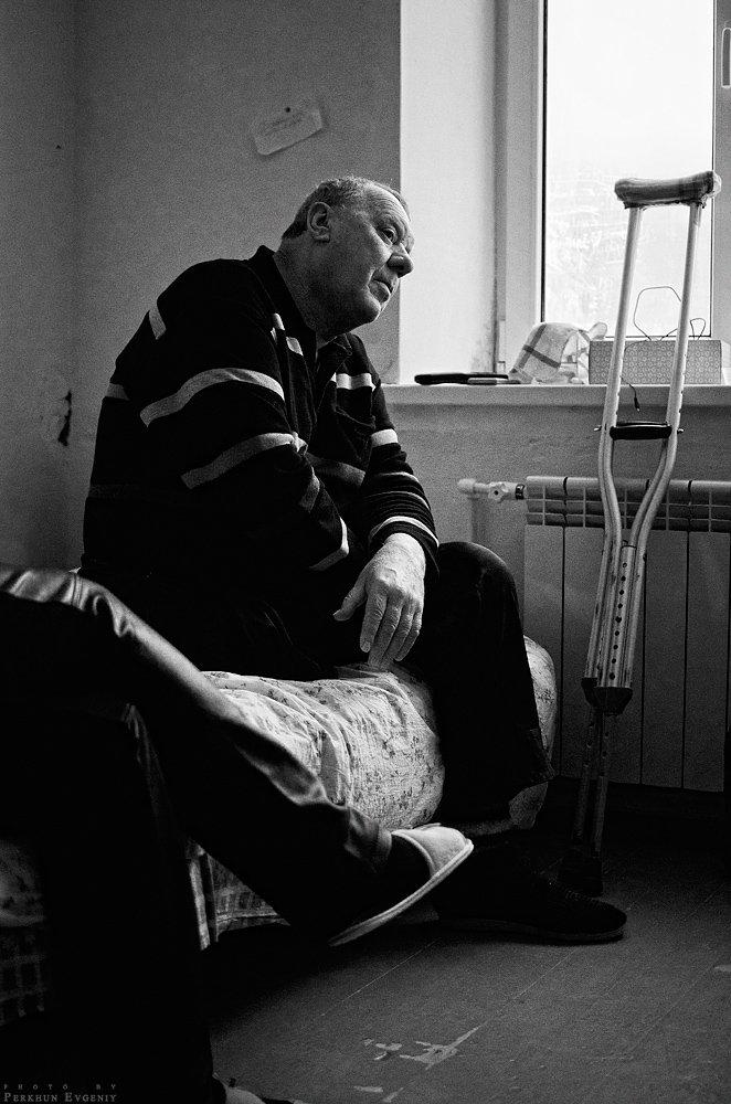 дед, дедушка, Перхун Евгений
