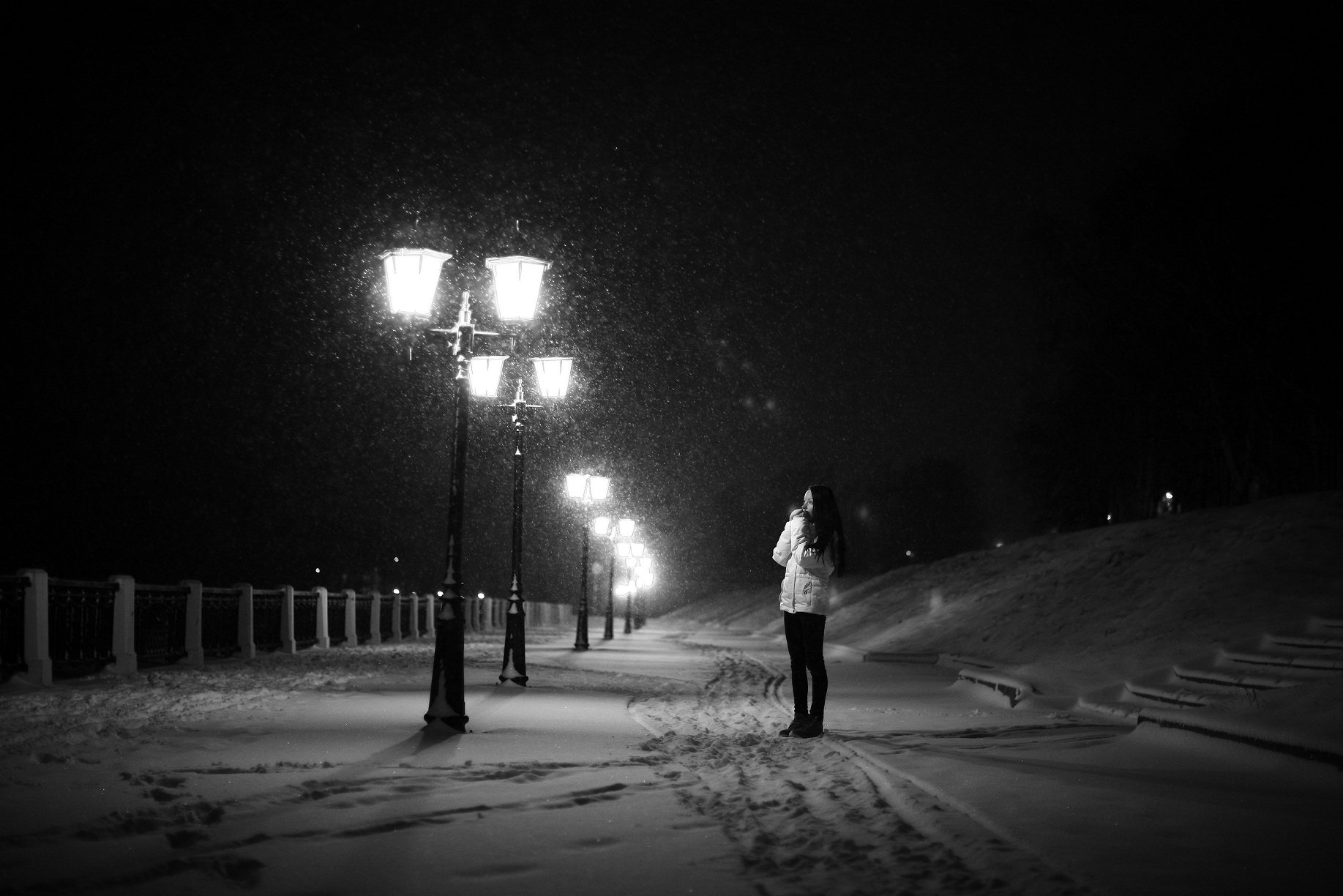 canon, 50mm 1.2, winter, Stark Anthony