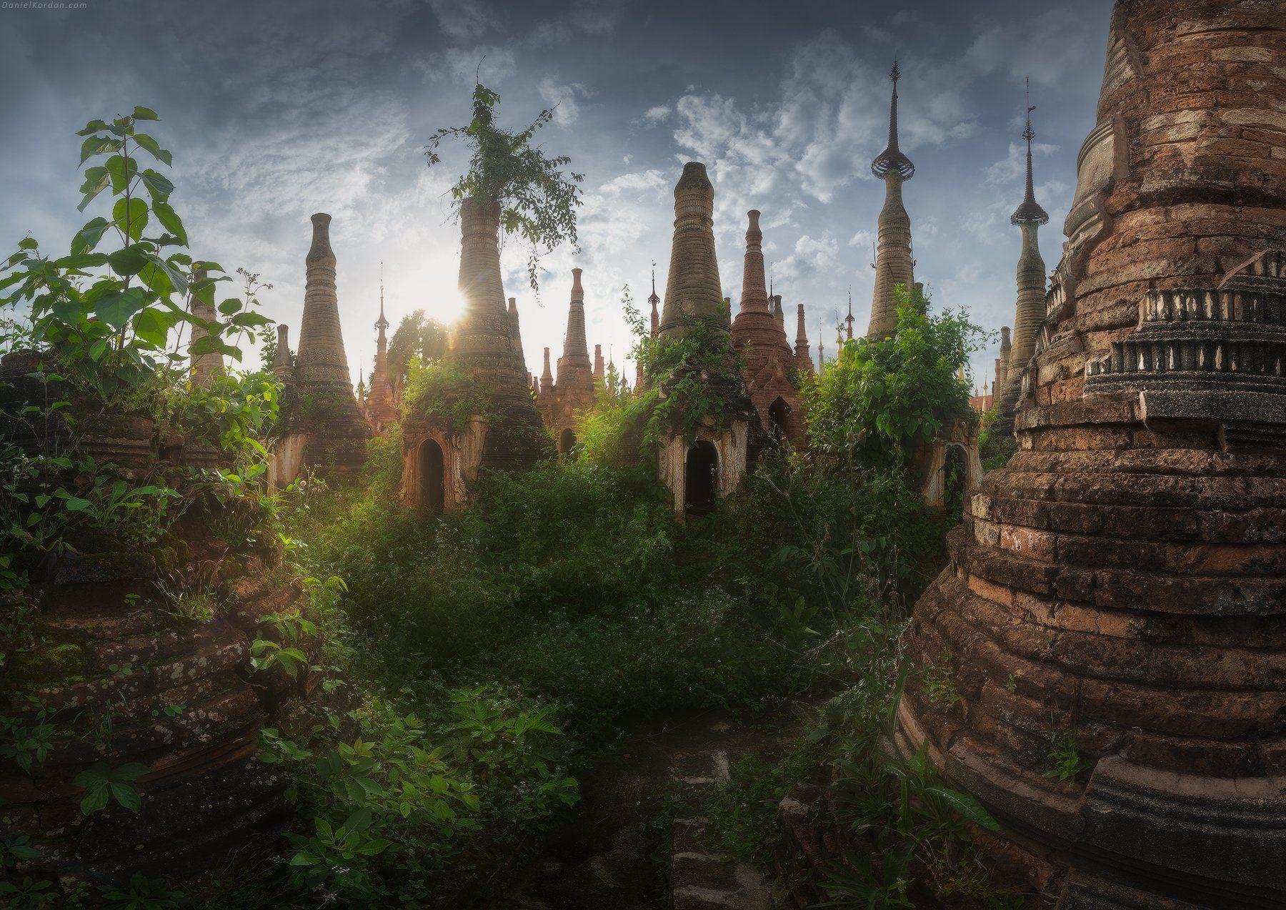 Myanmar, Даниил Коржонов