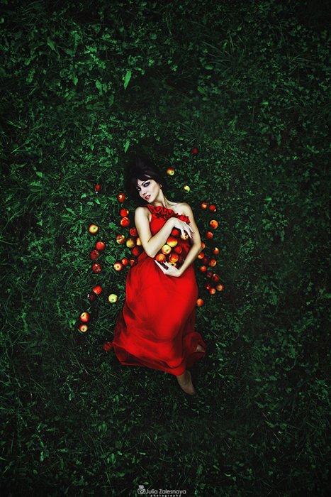 , Залесная Юлия