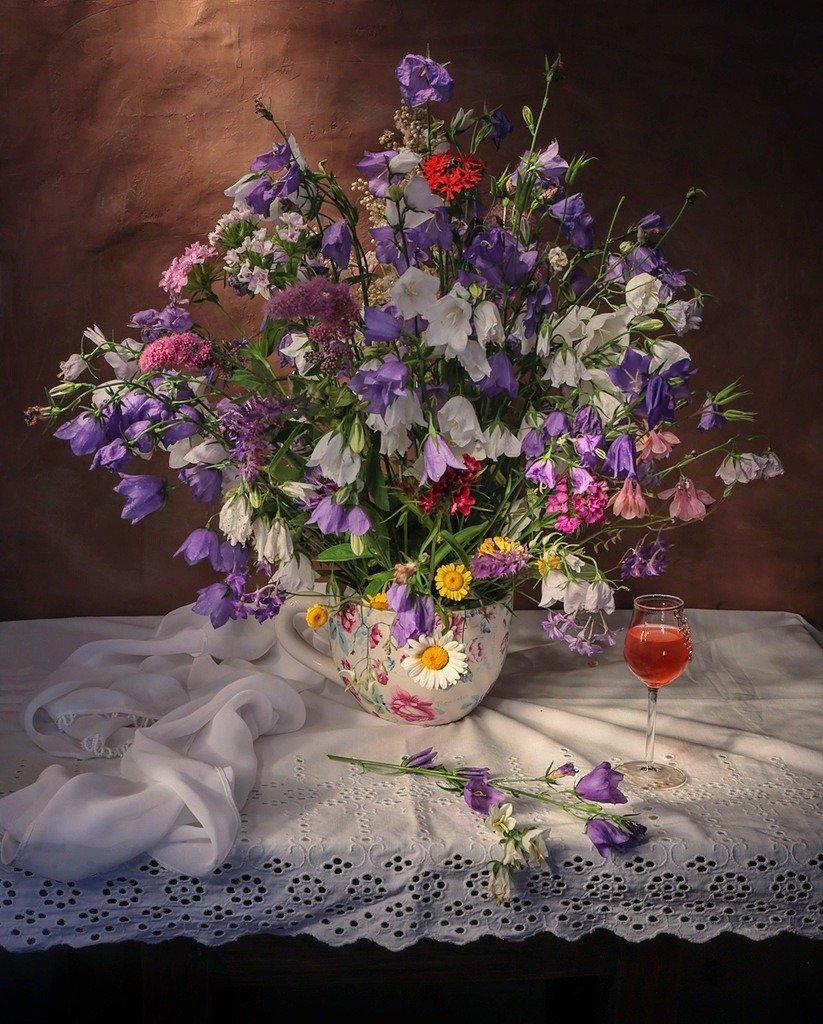 Полевые цветы. Zadorina Svetlana