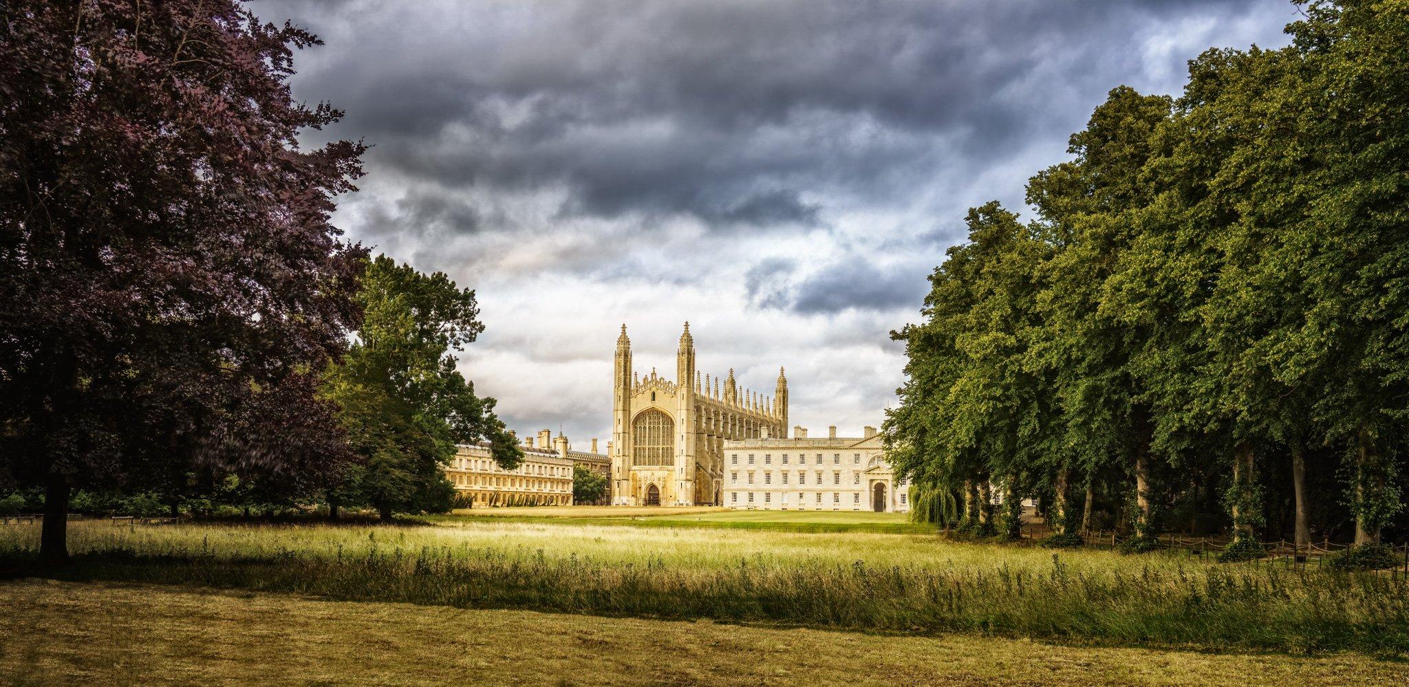 College, Cambridge, McGree Rossmann