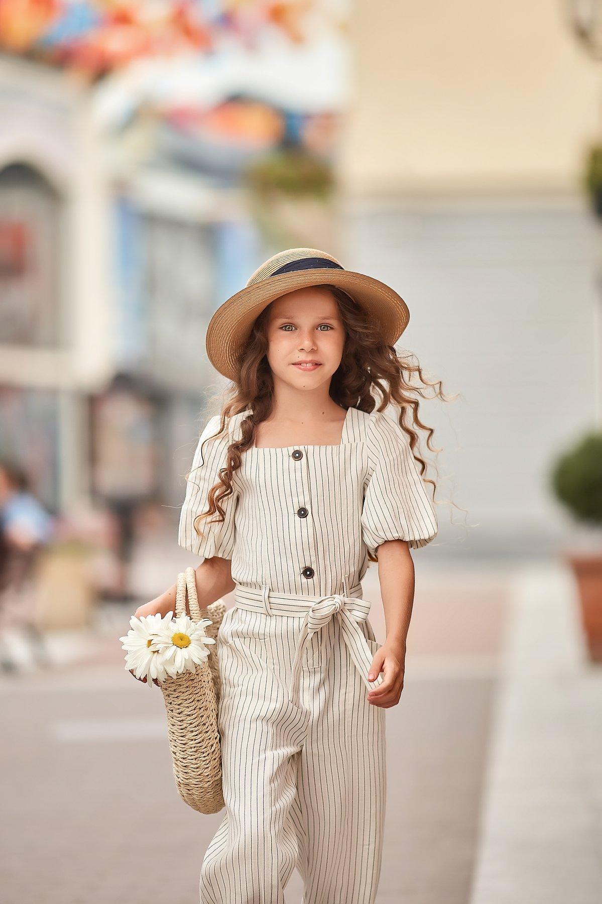детский портрет, детская фотография,  красавица, дети модели, портрет, стрит, Чупико Анастасия