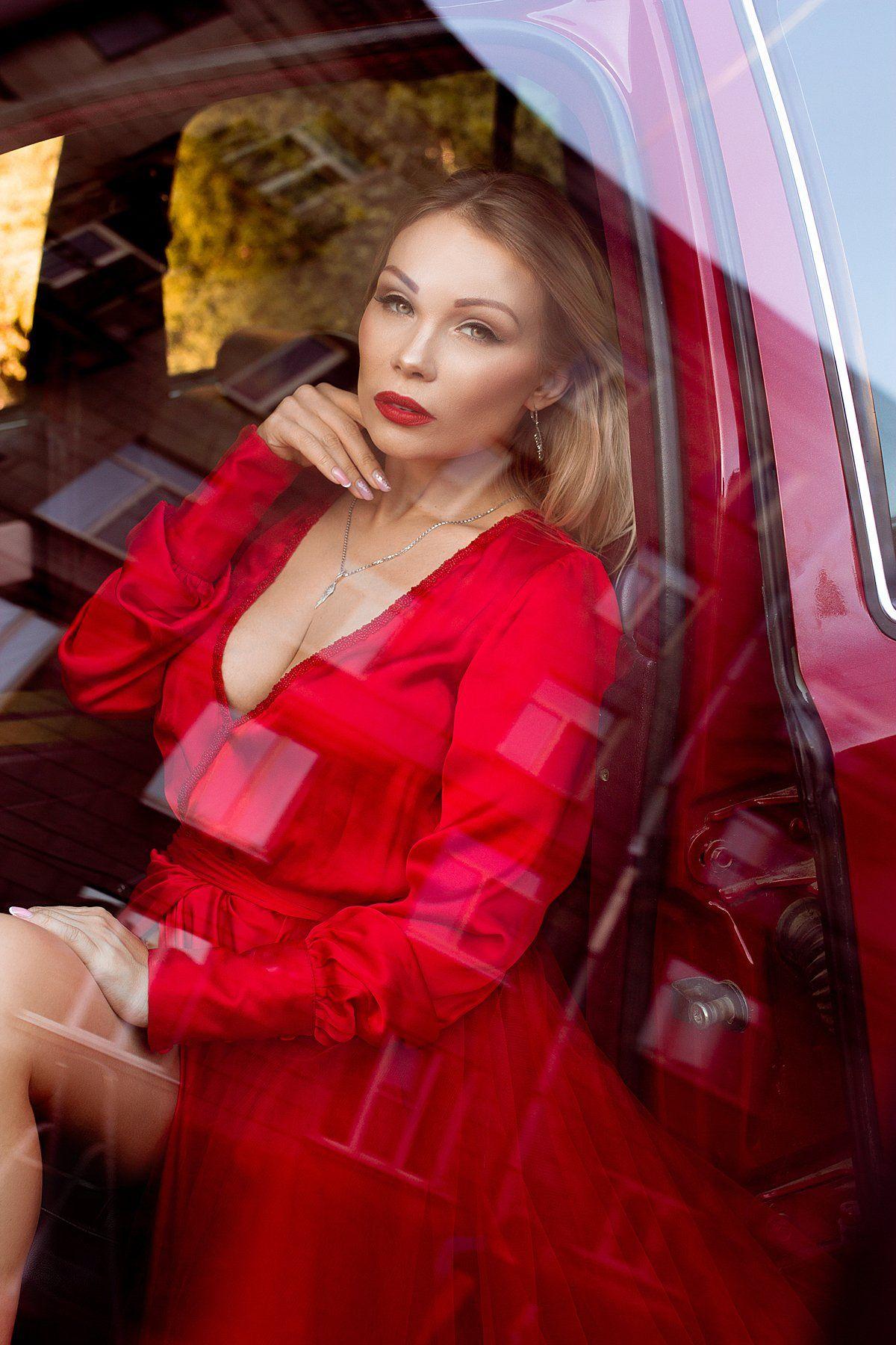 портрет, женский портрет, фотопрогулка, Михайлова Анна