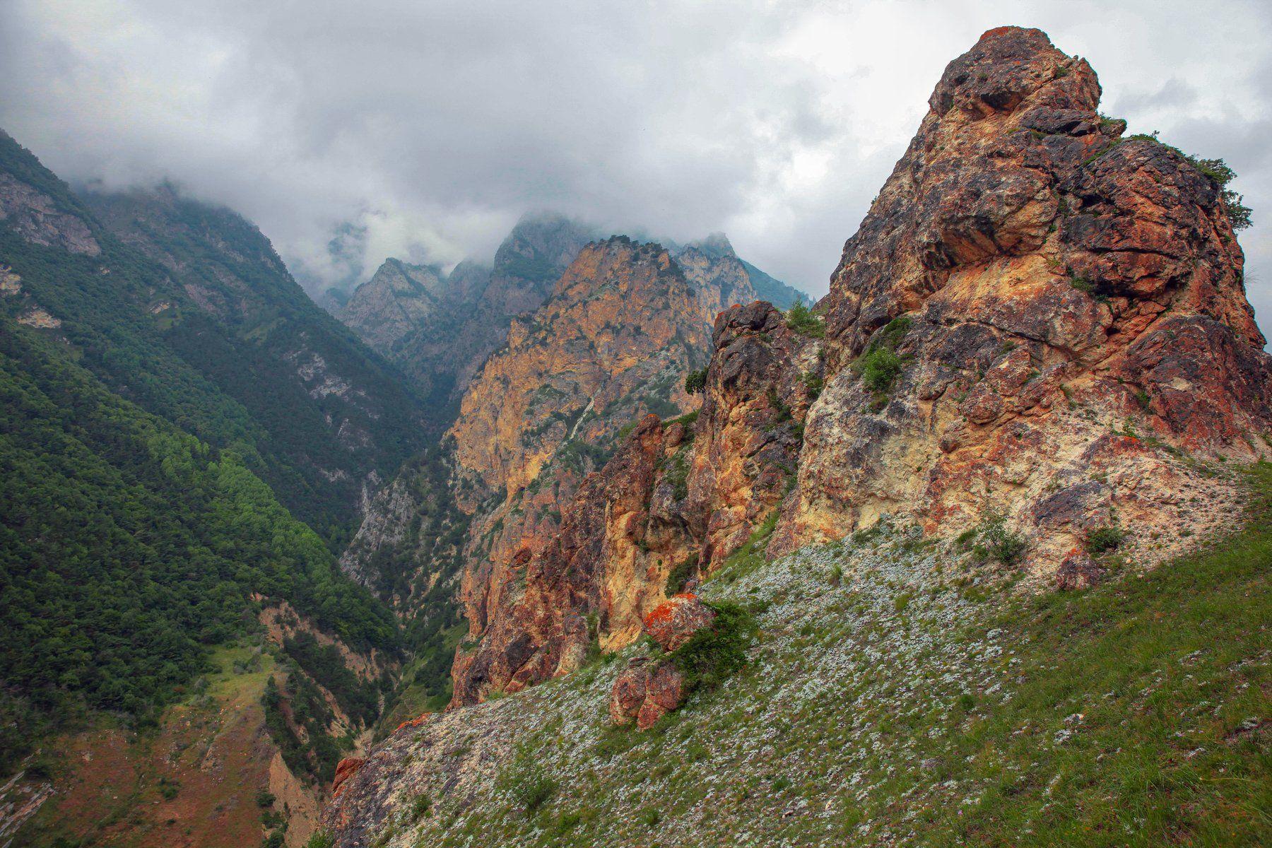 чегем,природа,горы,ущелье,кбр.балкария,кабардино балкария,кавказ,северный кавказ,лето., Magov Marat