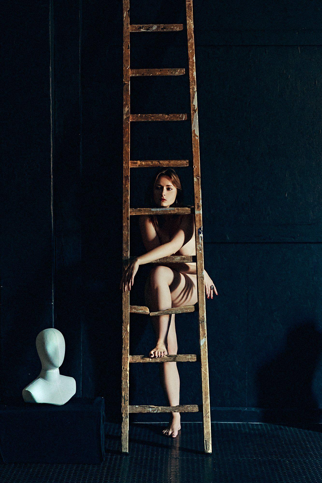 woman, indoors, art, light, Руслан Болгов (Axe)