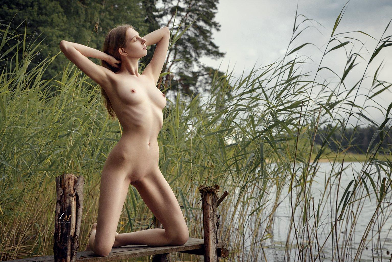 ню, арт, артню, девушка, озеро, природа, фотограф, нюфотограф, артфотограф, Маркачев Леонид