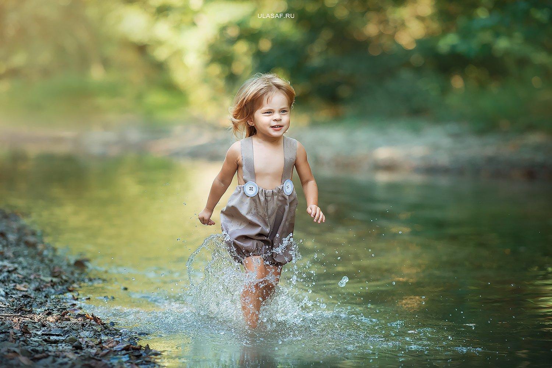 лето, summer, река, вода, брызги, портрет, ребенок, дети, people, happy, 105mm, kid, children, river, beautiful, magik, волшебство, Юлия Сафо