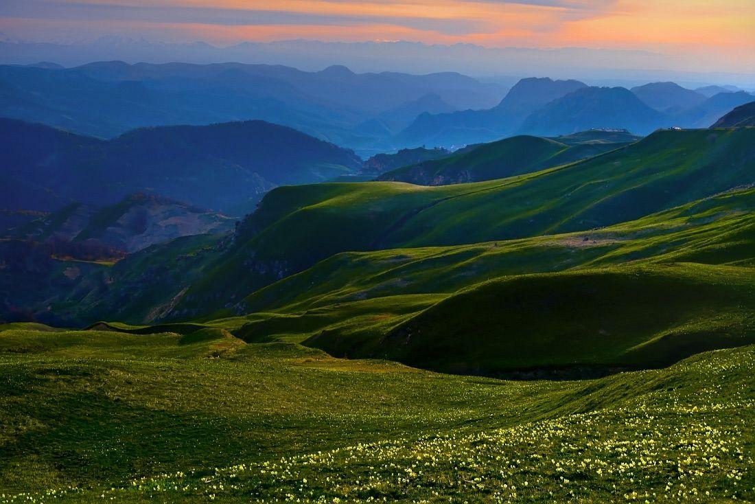 Перевал Гумбаши, четыре мгновения весны. Елена Брежицкая