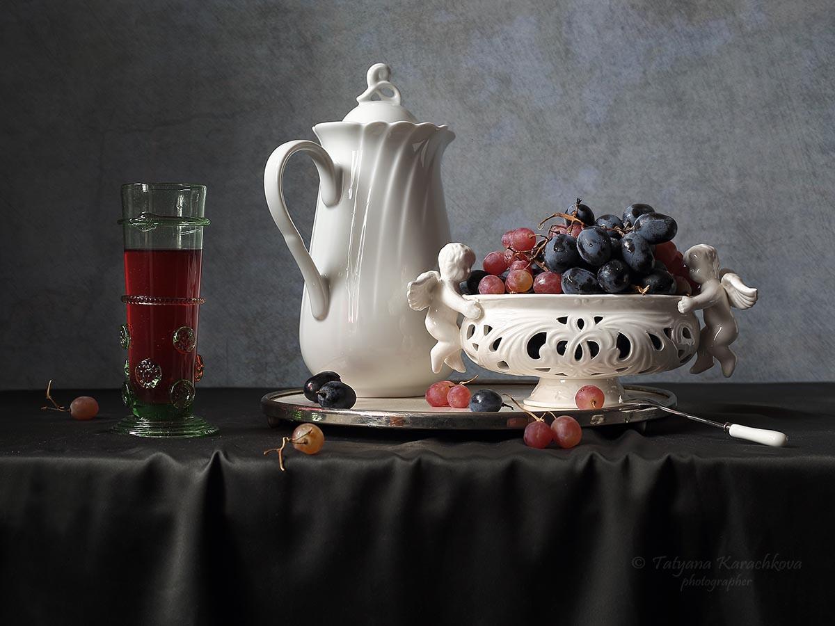 Про белый кувшин и виноград Карачкова Татьяна