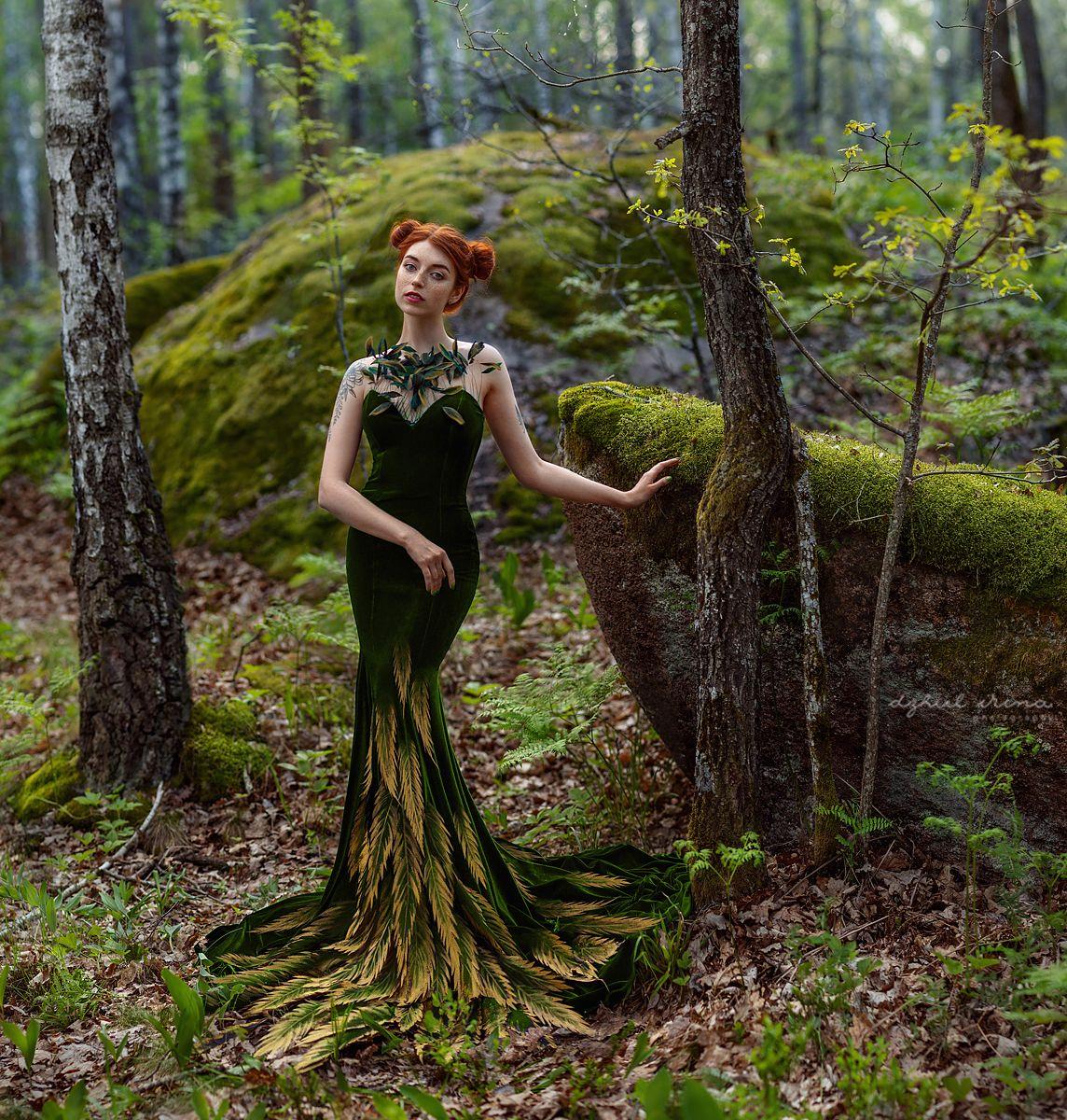 Lo spirito della foresta