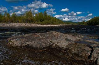 река Олга