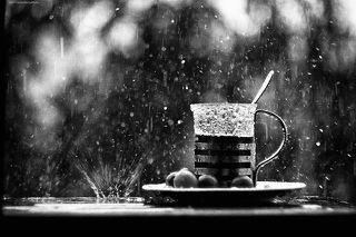 Wet breakfast. Canon 50d обьектив гелиос 44