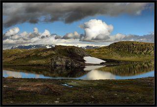 Норвегия. Горная тундра