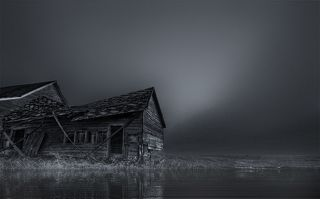Lost house..