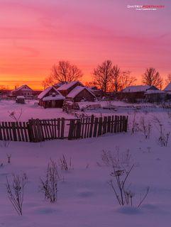 Московская область,Талдомский район,деревня Танино.