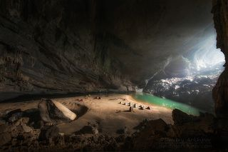 Первый подземный лагерь