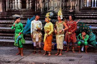 Камбоджийские певцы