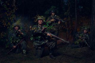 Снимали для клуба военно-исторических реконструкторов! Данные фотографии не являются аспектом политической пропаганды и агитации!