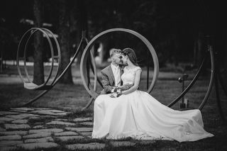 wedding, love ,BW