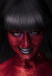Red shining