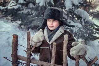 Зимняя прогулка