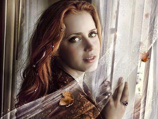 ...И ворвется в окна осень...