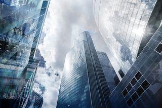 «Москва-Сити» небольшая подборка фото (07.06.18)