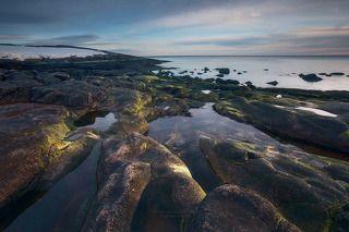 Кольский п-ов Баренцево море