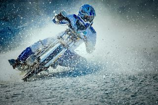 ICE SPEEDWAY RUSSIA